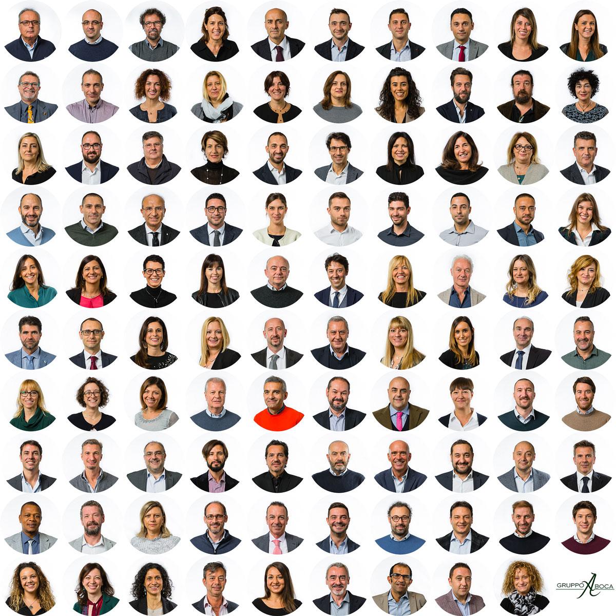 Aboca Corporate Portraits - Ritratti Aziendali © Giorgio Magini