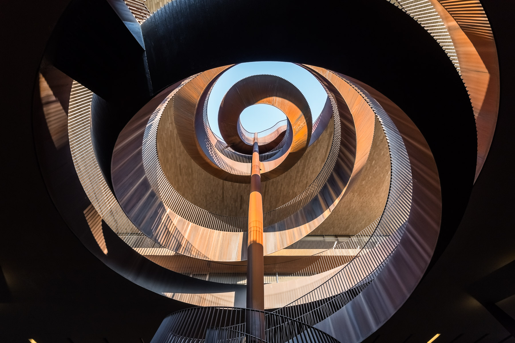 Antinori Winery at Bargino Florence - Photographed for Surface Media LLC © Giorgio Magini